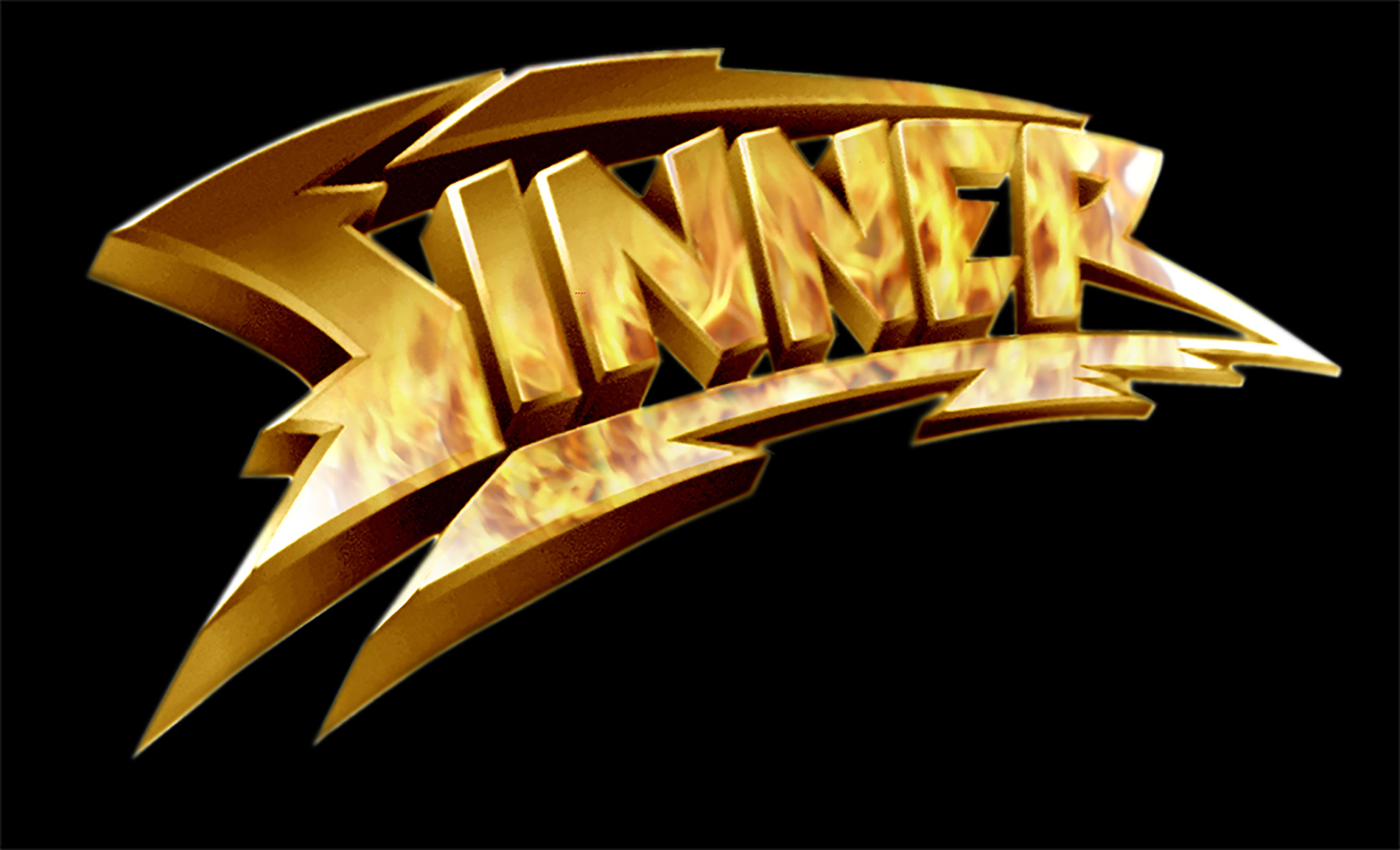 Audioengineering Bands SINNER Logo