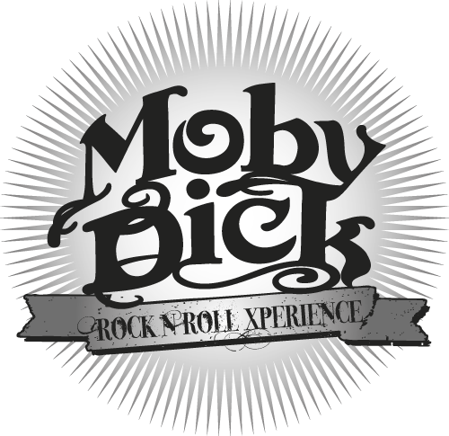 Audioengineering Cover Bands Moby Dick Logo