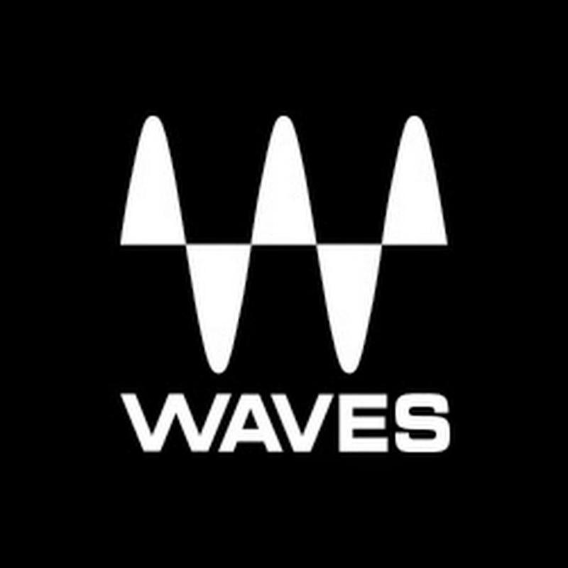 Audioengineering Equipment Waves Logo