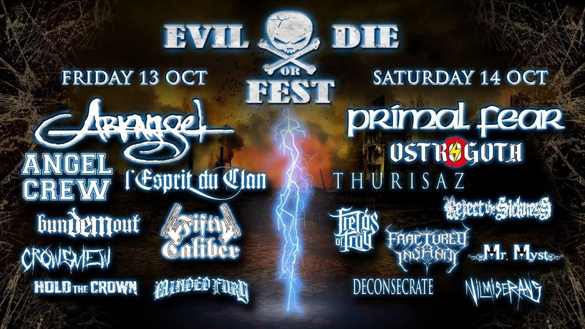 audio engineering recent work evil or die festival