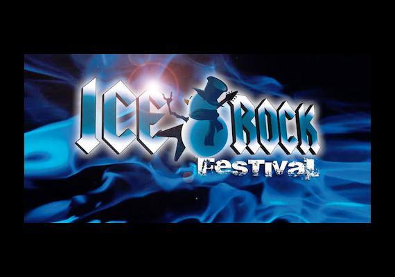Audioengineering Festivals Ice Rock Festival Logo