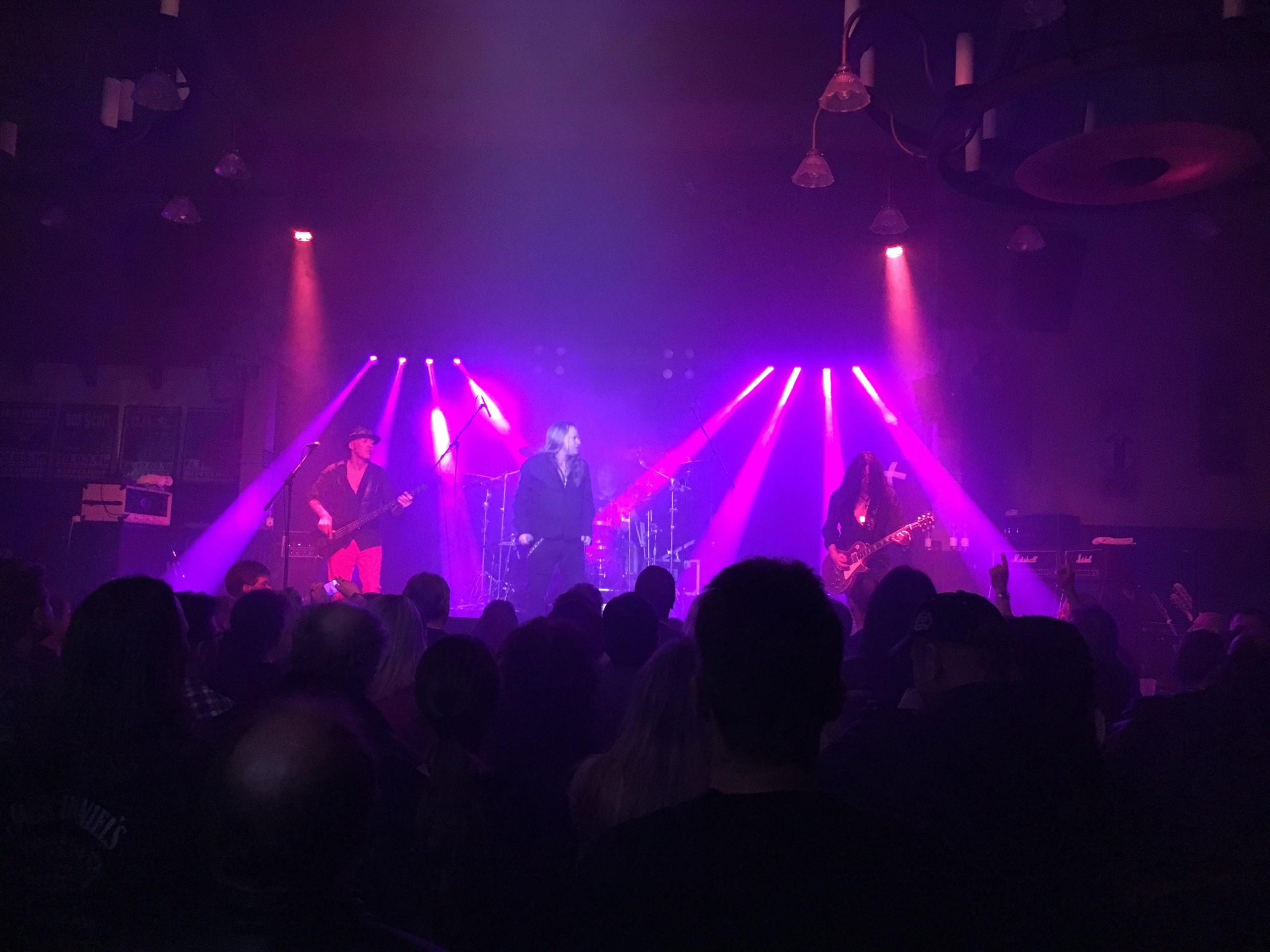 audio engineering recent work touring whisky fingers band