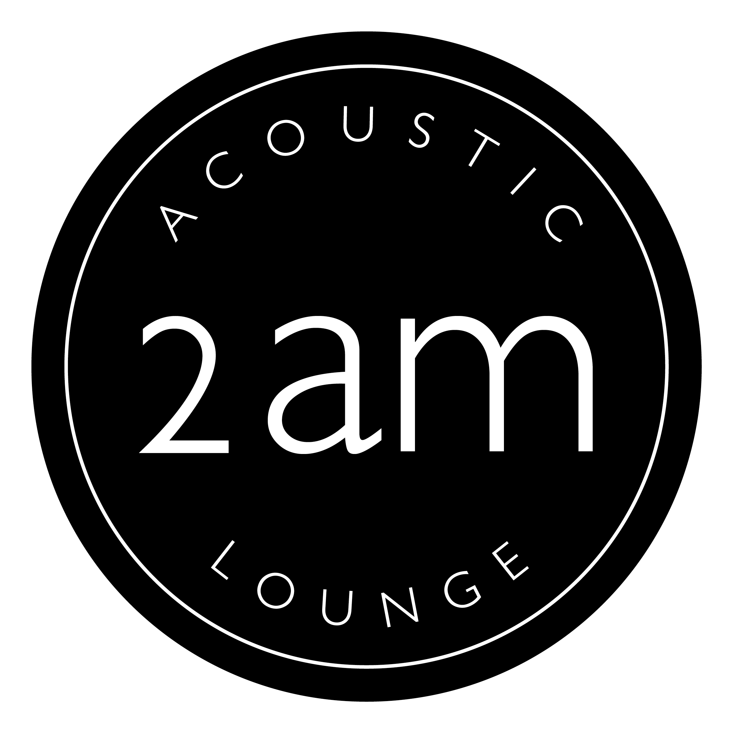 Audioengineering Cover Bands 2am Logo